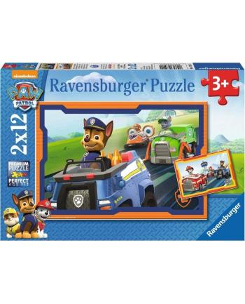 RAVENSBURGER RAVEN. 2x12 EL. Psi Patrol, w akcji