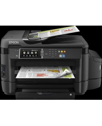 Epson ITS ITS L1455 kolor/A3+/WiFi/LAN/fax/2.8pl/32ppm/duplex/ADF35 (towar w magazynie, polska dystrybucja !)