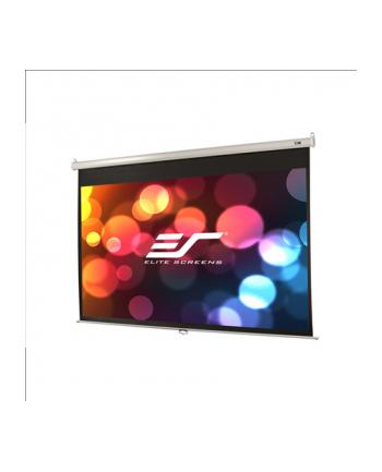 Elite Screens M92XWH Manual Pull Down Screen 92'' (16:9) 114,6 x 203,7 cm Manual Series