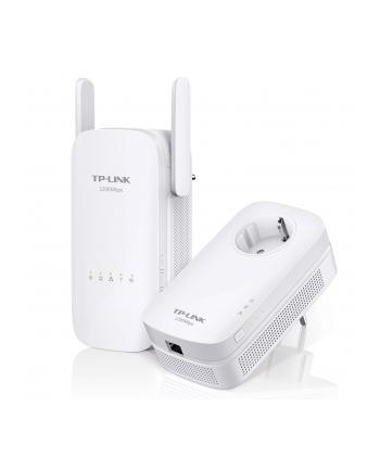 TP-LINK WPA8630 Kit Power Line 1200 Mb/s z AP AC1200