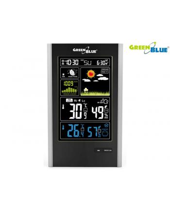 GreenBlue Stacja pogody GB520 DFC bezprzewodowa USB