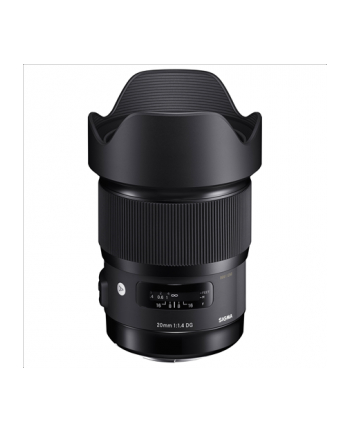 Sigma 20mm F1.4 DG HSM for Canon [Art]