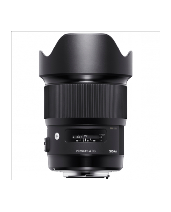 Sigma 20mm F1.4 DG HSM for Nikon [Art]