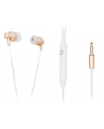 BLOW Słuchawki B-100 WHITE