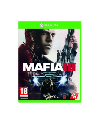 2K Games Gra Xbox ONE Mafia III