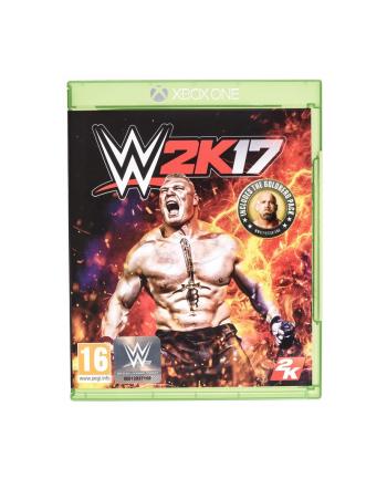 2K Games Gra Xbox ONE WWE 2K17