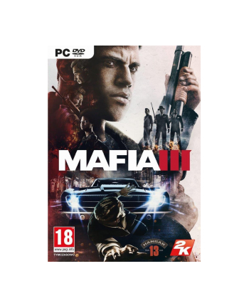 2K Games Gra PC Mafia III