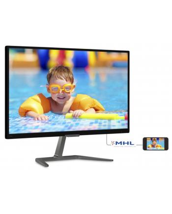 Monitor Philips 276E7QDAB/00  27inch, PLS, D-Sub, DVI, HDMI