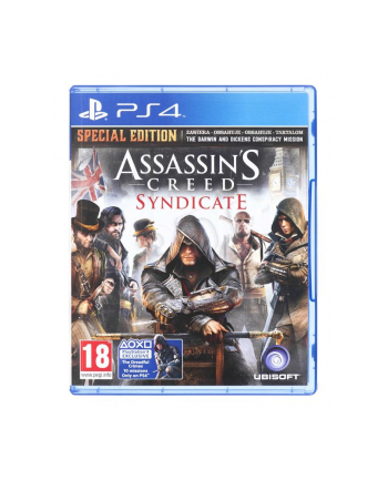 Gra PS4 Assassin s Creed Syndicate EN PL