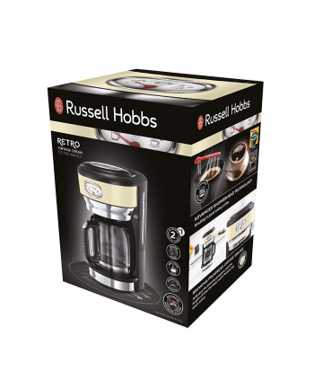 Russell Hobbs Ekspres przelewowy Retro           21702-56
