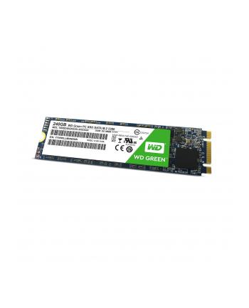 WESTERN DIGITAL WD Green SSD 240GB SATA III 6Gb/s  M.2 2280 7mm Bulk