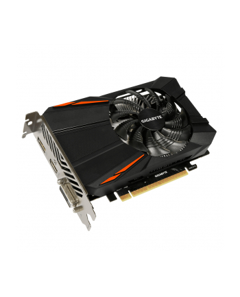 Karta graficzna Gigabyte GeForce GTX 1050, 2048 MB GDDR5
