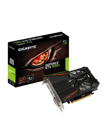 Karta graficzna Gigabyte GeForce GTX 1050 Ti, 4096 MB GDDR5