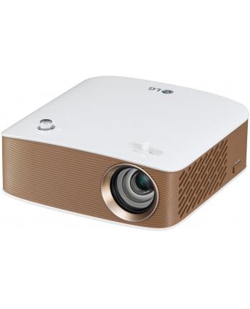 LG PH150G                wh/bn  WXGA LED   Miracast, WiDi, MHL BT/HDMI, mit Akku