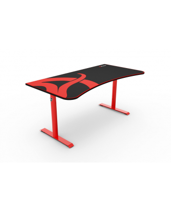Arozzi Arena Gaming Desk red