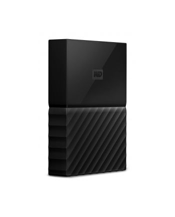 Western Digital Dysk zewnętrzny EXT My Pass 4TB 2.5 Black WorldWide