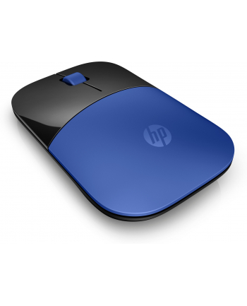 HP Mysz Z3700 Blue Wireless Mouse