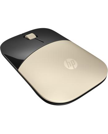 HP Mysz Z3700 Gold Wireless Mouse