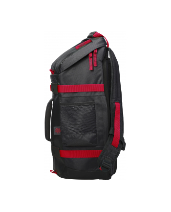 HP Torba 15.6 Odyssey Blk Rd Backpack Europe -
