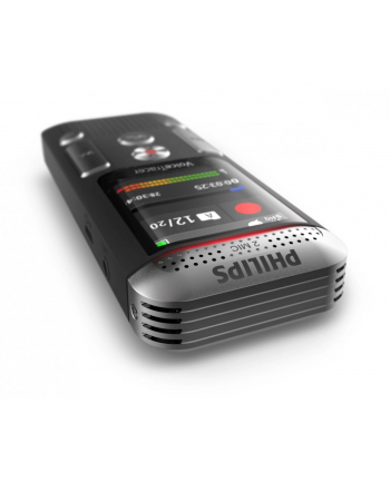 DYKTAFON   DVT2510 nagrywanie stereofon. 2 Mic. 8GB /PHILIPS