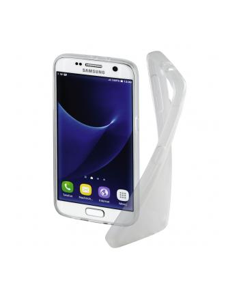 HAMA ''Crystal'' FUTERAŁ GSM DLA Samsung Galaxy S7, PRZEŹROCZYSTY