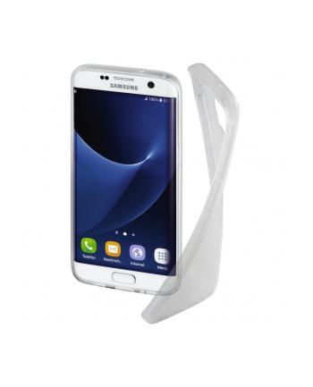 HAMA ''Crystal'' FUTERAŁ GSM DLA Samsung Galaxy S7 Edge, PRZEŹROCZYSTY