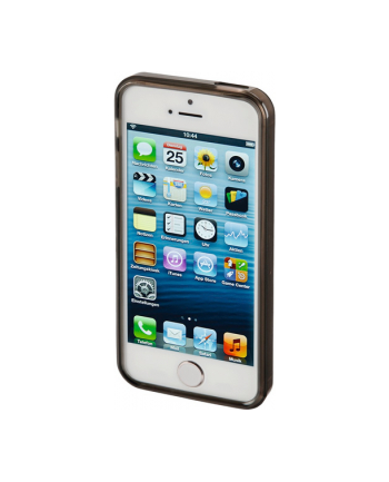 HAMA ''Crystal'' FUTERAŁ GSM DLA Apple iPhone 5/5s/SE, SZARY