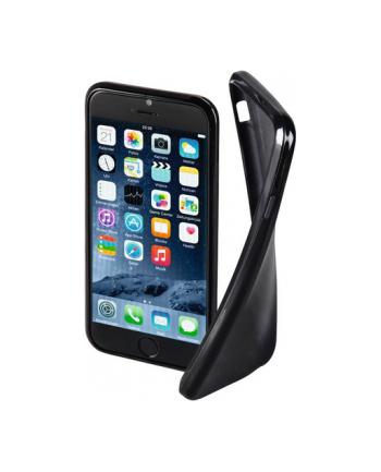 HAMA ''Crystal'' FUTERAŁ GSM DLA Apple iPhone 6/6s, CZARNY
