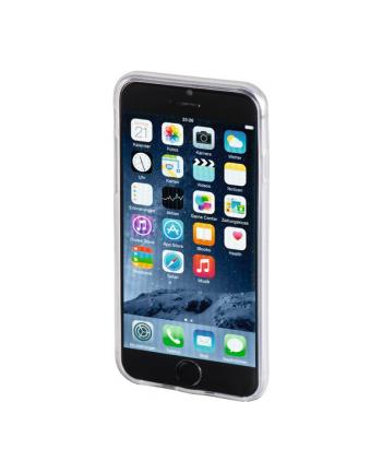 HAMA ''Crystal'' FUTERAŁ GSM DLA Apple iPhone 6/6s, PRZEŹROCZYSTY