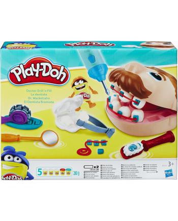 Hasbro Play-Doh Zestaw Doktor Dentysta B5520