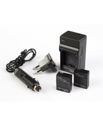 PRO-mounts Battery Kit Hero3 / Hero3+