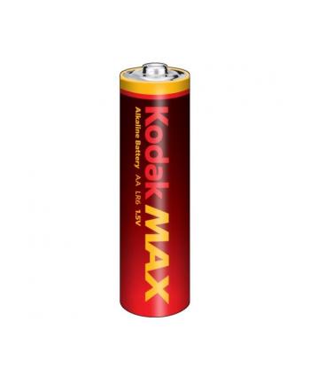 KODAK MAX alkaliczna baterie AA; 10 sztuk