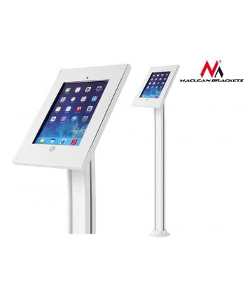 Maclean MC-678 Stojak uchwyt reklamowy do tabletu podłogowy z blokadą iPad 2/3/4