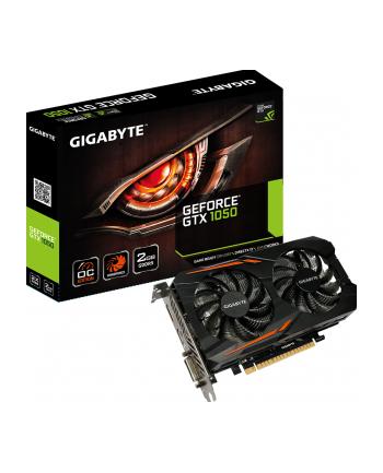 Gigabyte GeForce GTX 1050, 2GB GDDR5