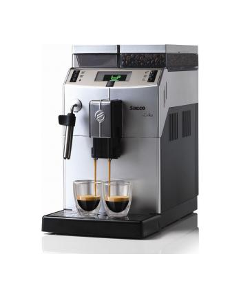 Ekspres do kawy Saeco RI9841/01 Lirika Silver Plus   inox