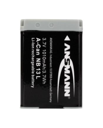 Ansmann Akumulator  A-Canon NB 13L