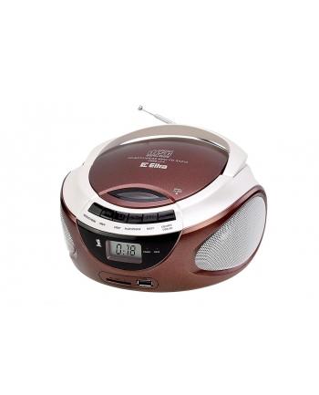 Eltra Radioodtwarzacz LILA CD-98/USB brązowy