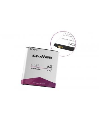 Qoltec Bateria do smartfona Samsung Galaxy G3518 G386F | 2100mAh