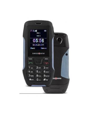 DORO Swisstone SX567 Dual SIM, czarno-szary