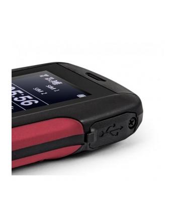 DORO Swisstone SX567 Dual SIM, czarno-czerwony