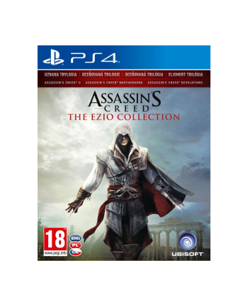 UbiSoft Assassins Creed The Ezio Collection PS4 PL