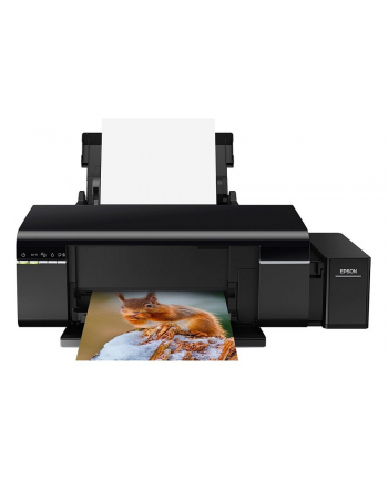 Epson Drukarka ITS L805 photo/6-ink/1.5pl/do37ppm/CD-DVD Printing