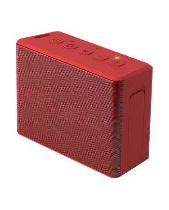 Creative Labs Muvo 2c czerwony głośnik bezprzewodowy