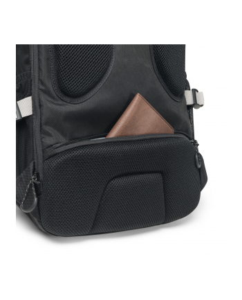 DICOTA Backpack Active XL 15-17.3'' black/black