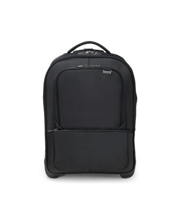 DICOTA Backpack Roller PRO up to 17.3'' black