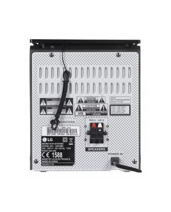 LG Electronics Mikrowieża                   CM1560