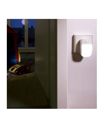 Ansmann Lampka nocna Guide Ambiente biała