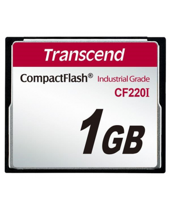 Transcend CF Card 1GB 40/42 MB/s CF220I