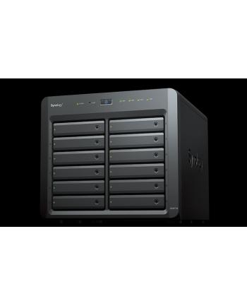 Synology NAS DS3617xs 12x0HDD Intel Xeon D-1527 ( 4 rdzenie/8 wątków max 2,7GHZ) 16GB 4xGbE LAN, 2xUSB3.0 ( 5 lat gwarancji ! )