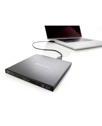 Verbatim Nagrywarka BLU-RAY USB 3.0 zewnętrzna